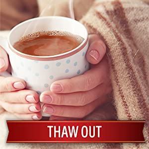Thaw out with Swiss Miss hot cocoa on snow days