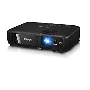 Epson EX7240 Pro WXGA 3LCD Projector Pro Wireless, 3200 Lumens Color Brightness (Renewed)
