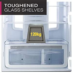 """Toughened Glass Shelves"