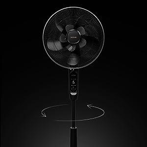 Cecotec Ventilador de pie EnergySilence 1020 ExtremeConnected 10 ...