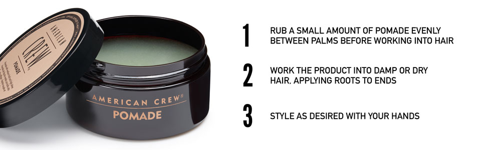 American Crew Men Styling Product Hair Gel Grooming