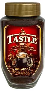 Café Tastlé, Organic · Café Tastlé, Original · Café Tastlé, Colombian Arabica · Café Tastlé, Premium Selection · Café Tastlé, Gold · Café Tastlé, ...