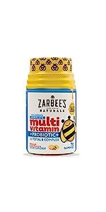 Children's Complete Multivitamin + Probiotic