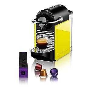 krups yy1206fd nespresso pixie clip machine espresso cuisine maison. Black Bedroom Furniture Sets. Home Design Ideas
