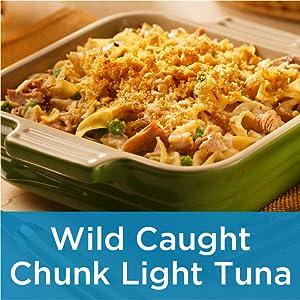 Wild Caught Chunk Light Tuna