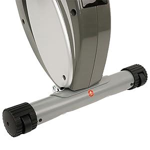 Sunny Health & Fitness Comfort XL Folding Recumbent Bike