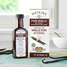 Vanilla Extracts