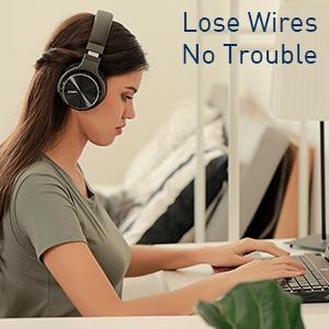 Lose wire