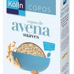 Kölln Copos de avena original - Paquete de 7 x 500 g - Total: 3.5 kg: Amazon.es: Alimentación y bebidas