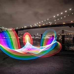 Light-Paint Photography