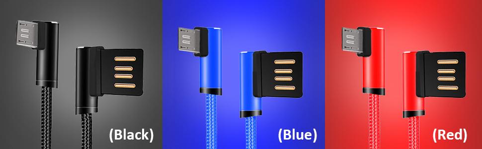 pTron Solero USB to Micro USB Data cable
