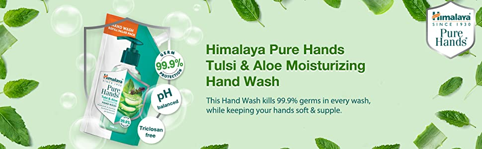 Goodness of Tulsi; Germs protection;