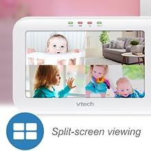 split screen viewing