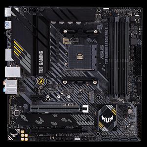 TUF Gaming B450M-PRO S