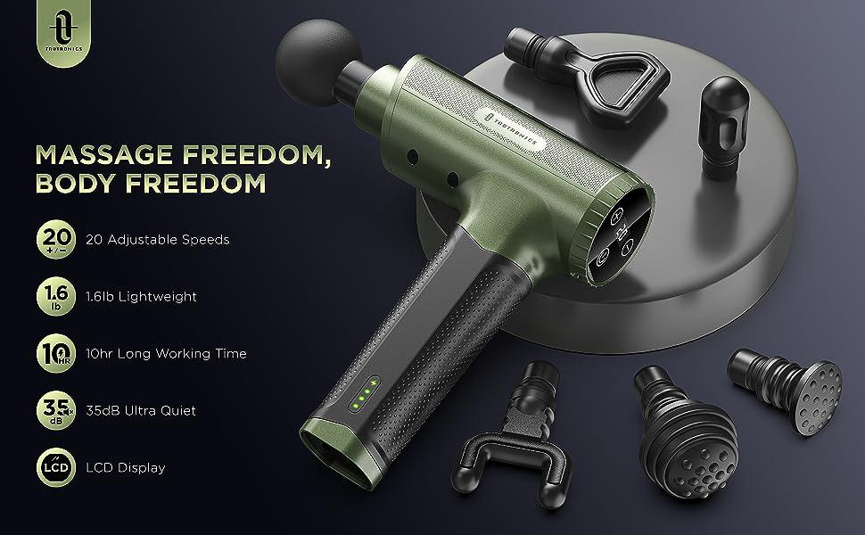 Massage Gun TaoTronics