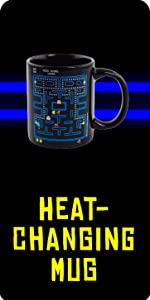Pac-Man Thermobecher