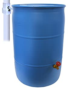 great for those learning how to make a rain barrel