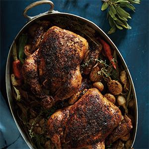 chicken heirloom