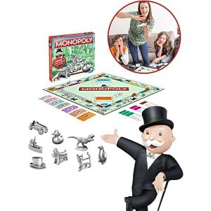 hasbro presents monopoly