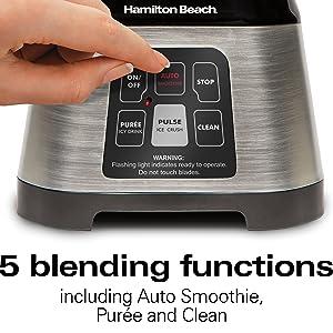 5 blending functions