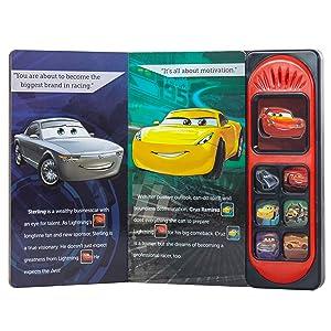 sound⸴book⸴toy⸴toys⸴picture⸴pi⸴kids⸴children⸴phoenix⸴international⸴publications⸴disney⸴cars⸴3⸴pixar