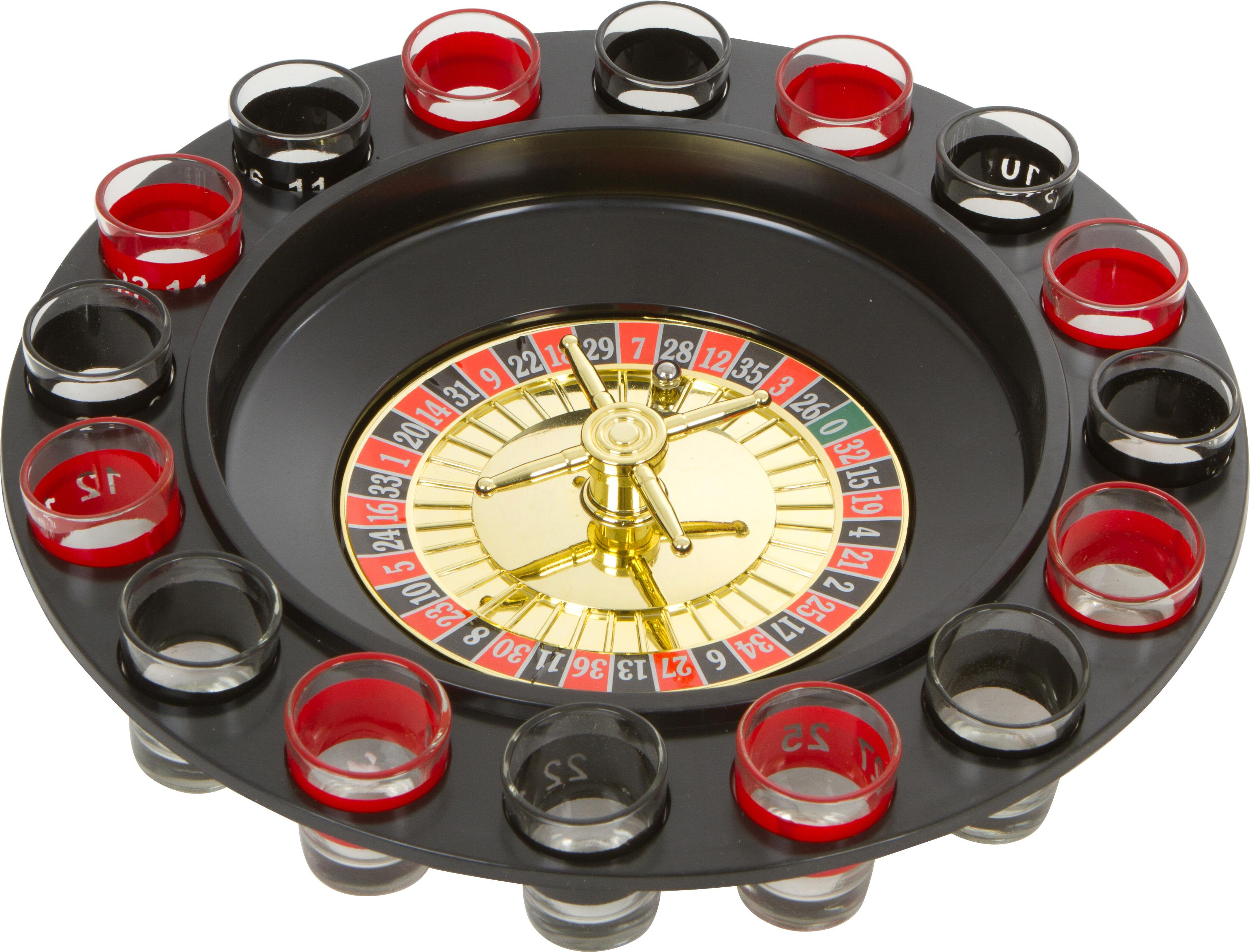 Accessories for alcohol: play roulette, cool with stones 61