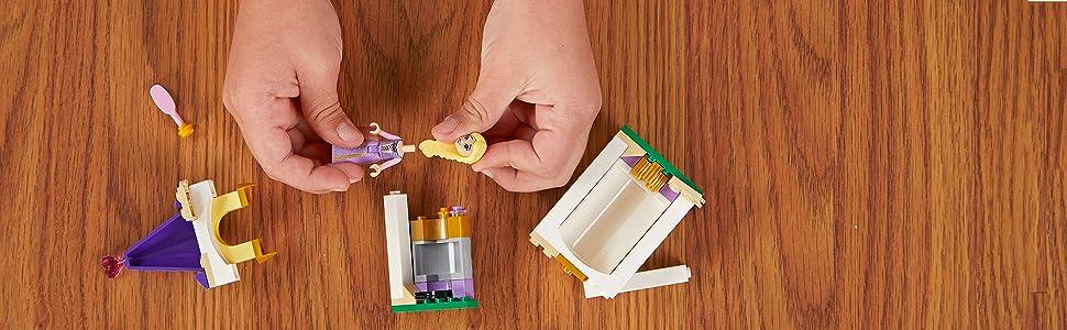 LEGO | Disney Rapunzel's Petite Tower