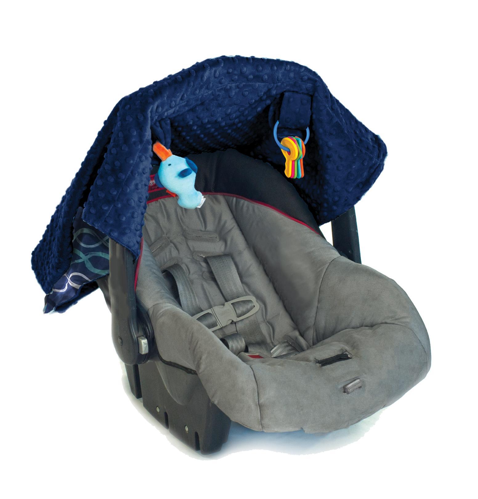 Amazon Com Itzy Ritzy Cozy Happens Infant Car Seat Canopy