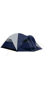 Tent with Screen Room 6P