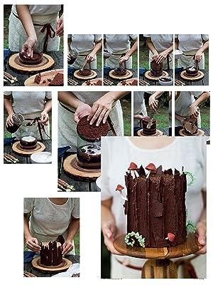bolo, montagem de bolo