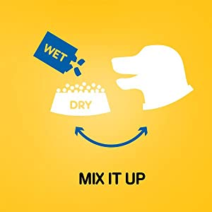 Mix It Up, Mixed, Feeding, Variety, Pack, Multipack, Bulk, Dog Kibble, Topper, Supplement, Chewy