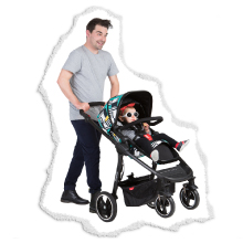kerb pop compact single stroller
