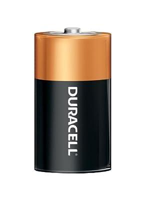 Duracell CopperTop C Alkaline Battery