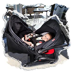 travel system compact stroller