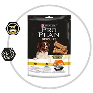 Pro Plan Biscuits Light