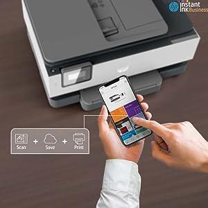Imprimante Tout-en-un HP OfficeJet 8012