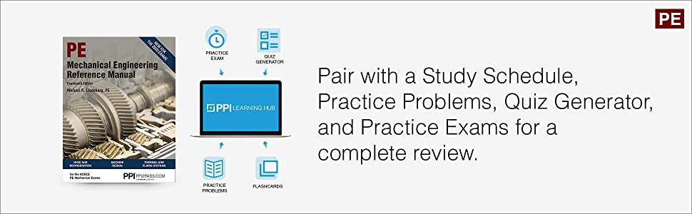 Pair with a Study Schedule, Practice Problems, Quiz Generator,and Practice Exams