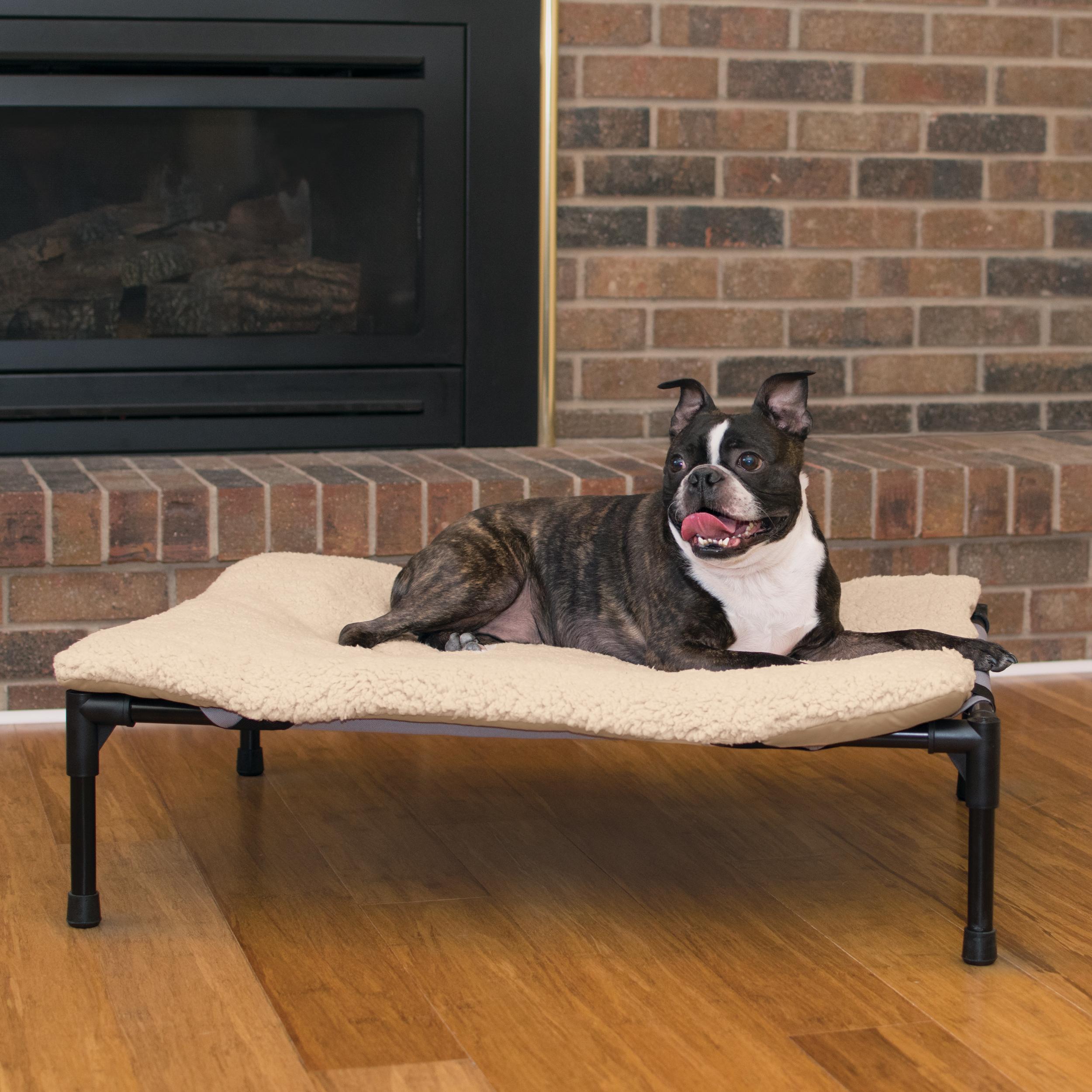 Amazon.com : K&H Pet Products Original Pet Cot Pad Medium