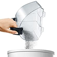 Bosch Relyyy ProPower 2.0 BGC3U330 - Aspirador sin Bolsa, para Personas alérgicas, Color negro: 156.15: Amazon.es: Hogar