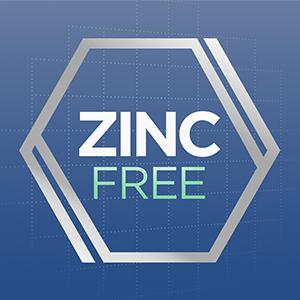 zinc free