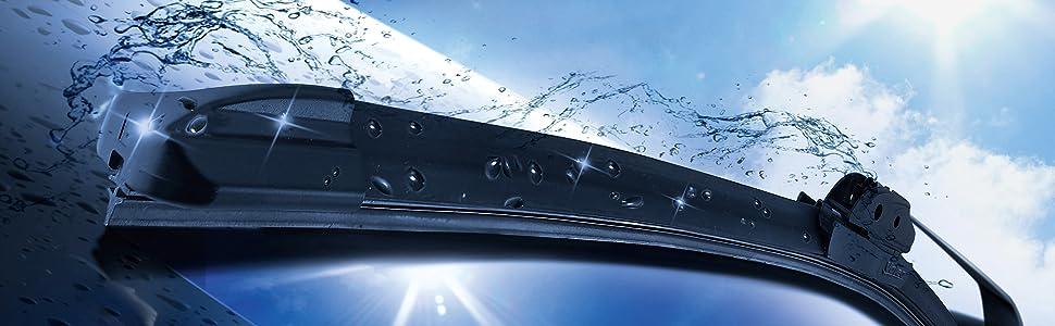 9n You s Original Essuie-glaces arrière 330 mm pour VW Polo - 3397008006