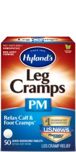 Leg Cramps PM