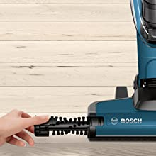 Bosch BBH21830L Readyy 2-in-1 Aspirador sin cable y de mano, batería de 18 V, color azul metalizado: Bosch: Amazon.es: Hogar