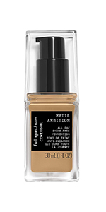 Full Spectrum Matte Ambition All Day Foundation