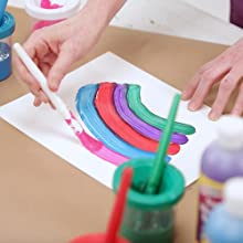 Smooth Creamy Consistency Colorations Tempera Paint