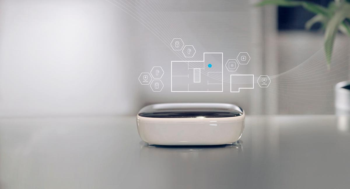 Panasonic KX-HN6010SPW - Kit de monitorización y control doméstico