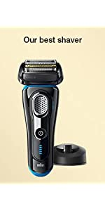 Braun Series 9 9240s electric shaver