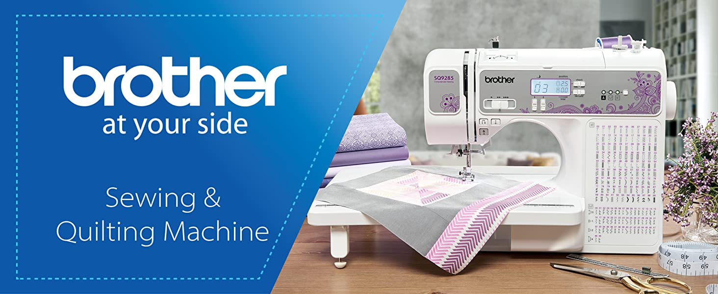 Brother Sewing amp; Quilting Machine