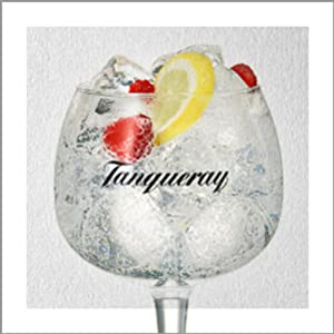 Gin with Raspberry & Lemon