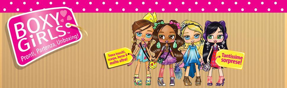 Boxy Girls Brooklyn